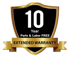 WALK-IN TUB - 10 Year Extended Warranty