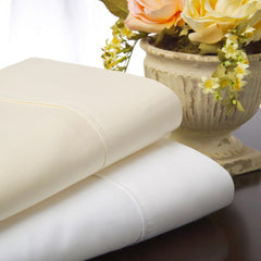 200TC CH Percale Poly-Cotton Sheet Sets