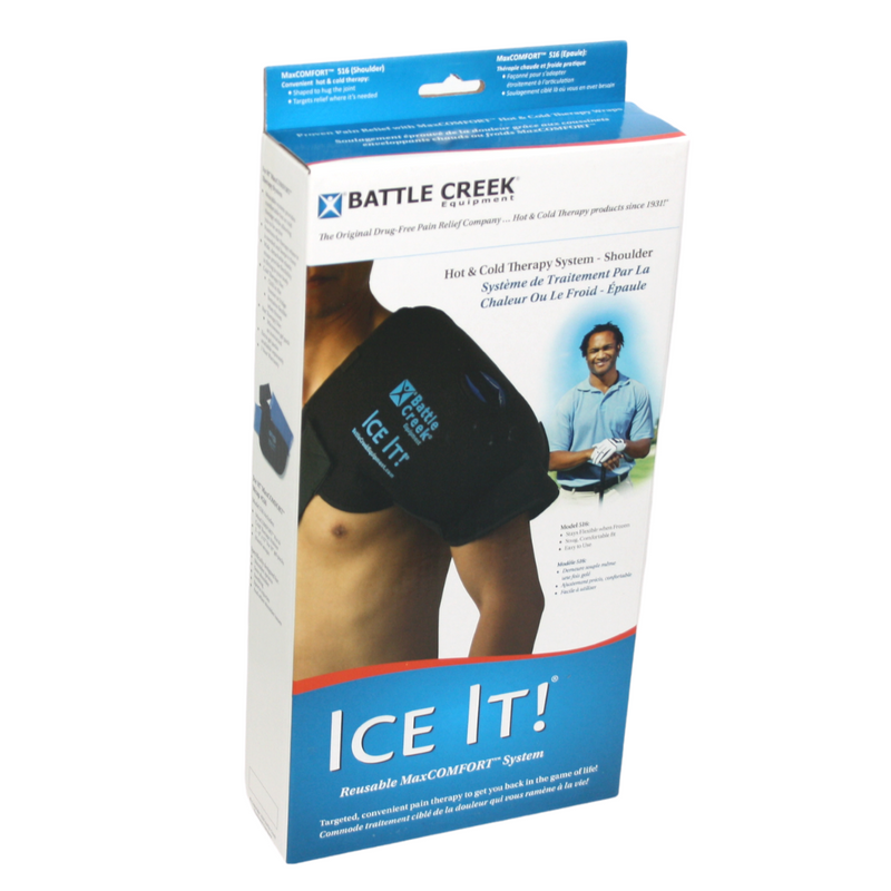 "Ice It!® Shoulder System (13"" x 16"
