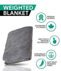 HUSH CLASSIC - Weighted Blanket - with Duvet Cover