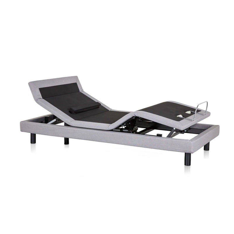 Image of Ultramatic Supreme Pillow Tilt Adjustable Bed with lumbar support Twin Bed