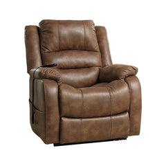 Tranquility Lift Chair Recliner - Leather