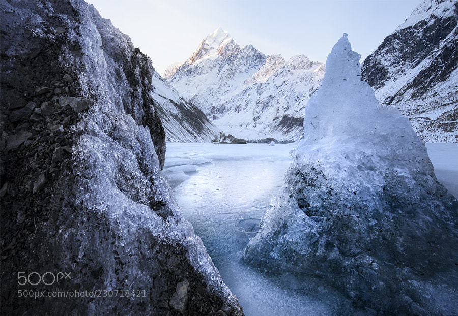 Below Zero by william_patino #photo  #travel