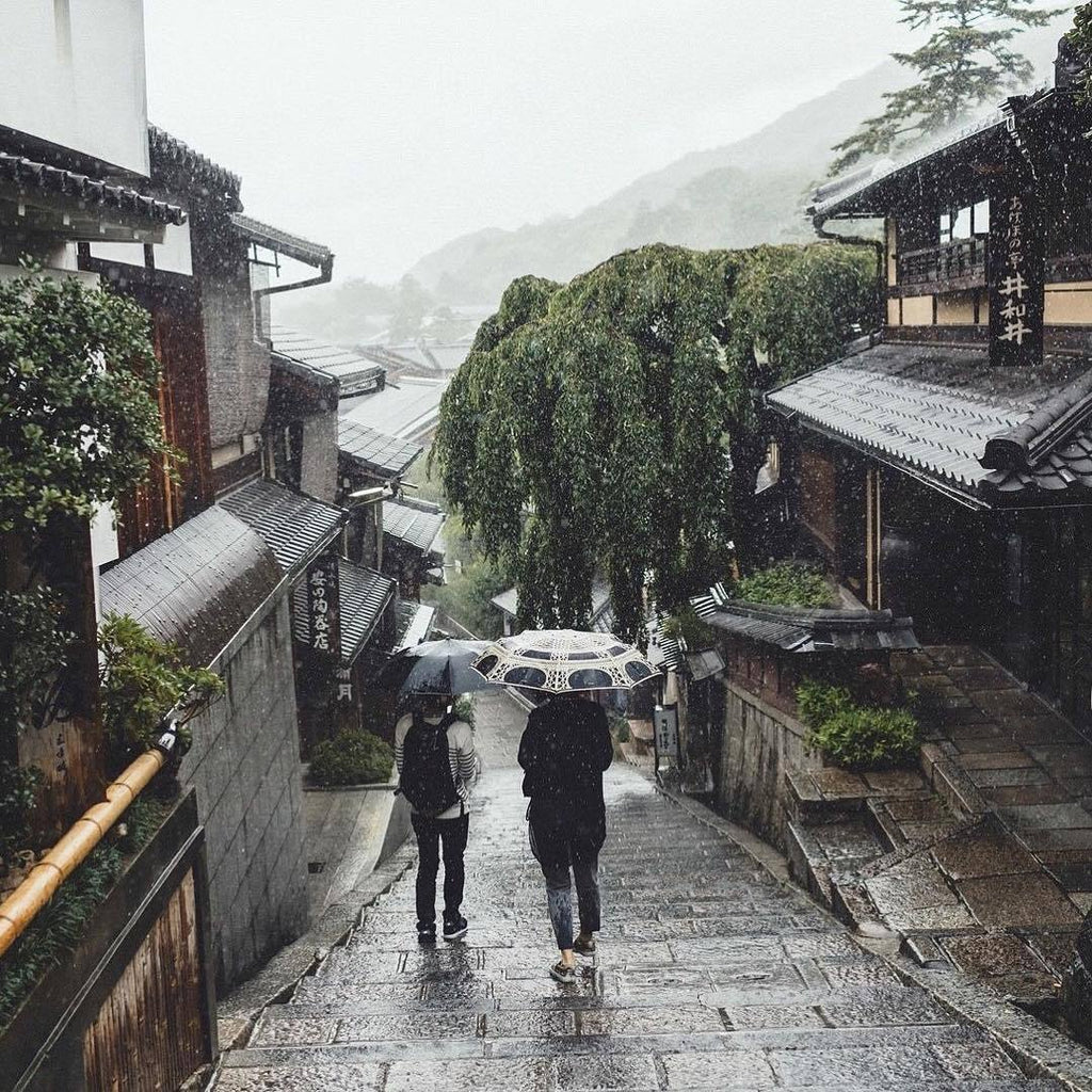 #photo #photograph #photography #asia #asian #travel #japan #japanese #kyoto #gion #rain