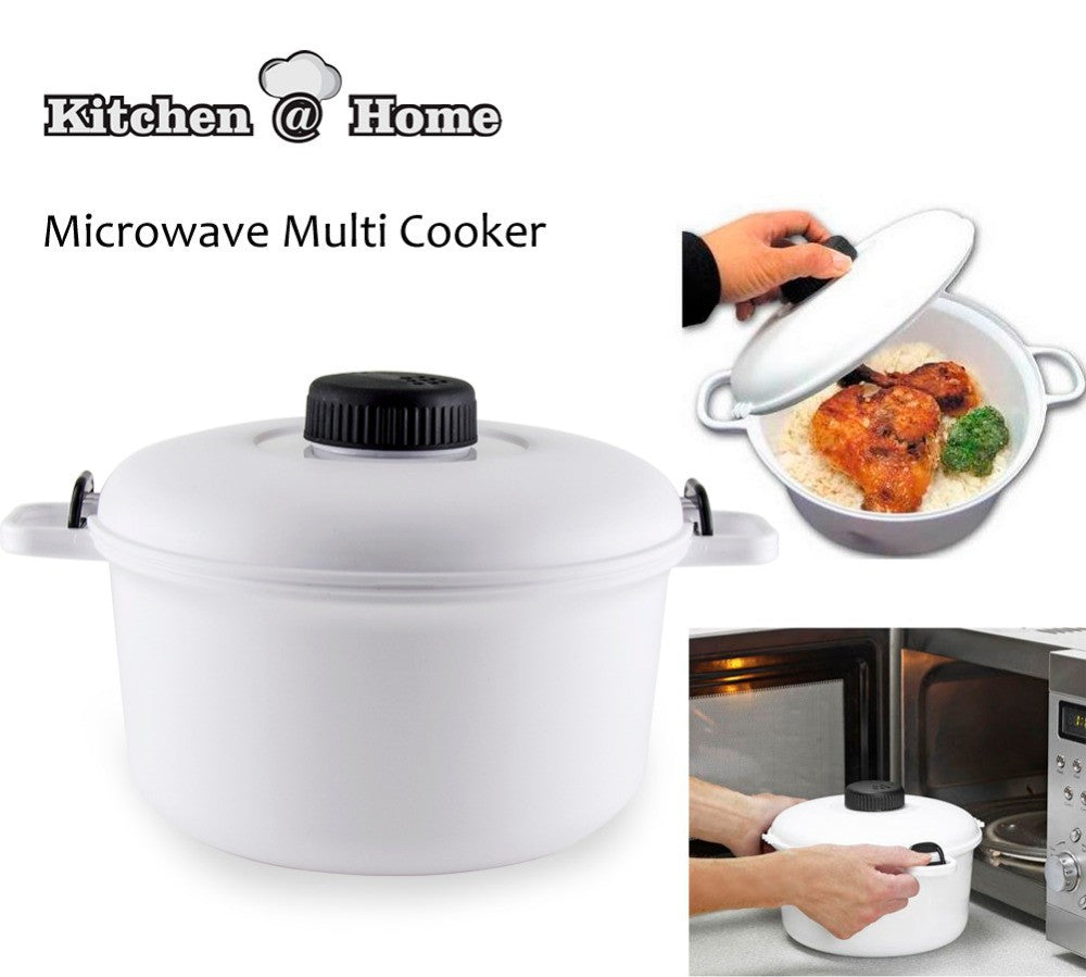 2.5L Microwave Steamer Pressure Cooker Neat Ideas Cooker Food Grade