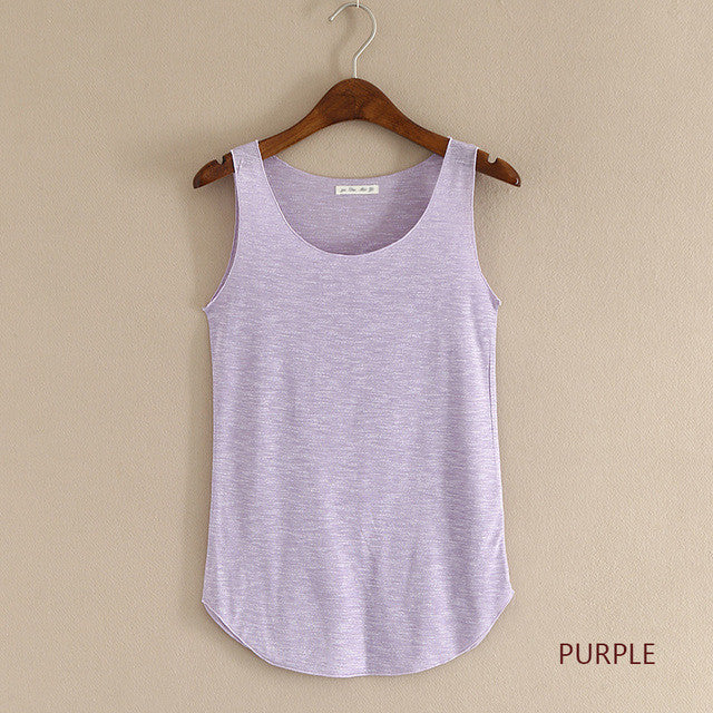 2016 summer Fitness Tank Top New T Shirt Plus Size Loose Model Women