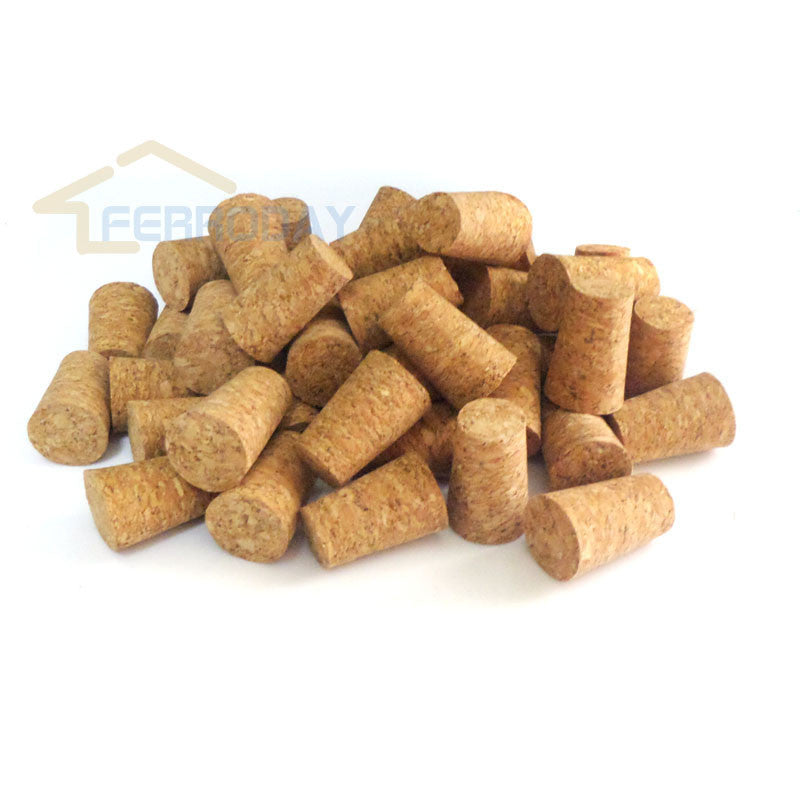 20 Pieces/Lot, 20*15*30MM Soft Wine Bottle Cork  Stoppers, Sealing