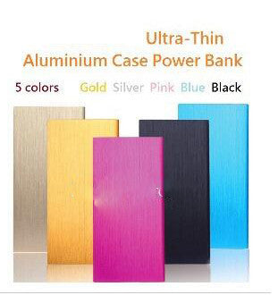 0.9 mm Super Ultrathin Color Portable Book  Mobile Power bank