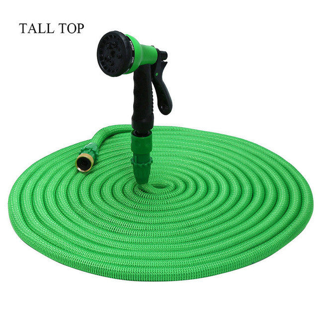 2017 High Quality 25FT-100FT Garden Hose Expandable Magic Flexible