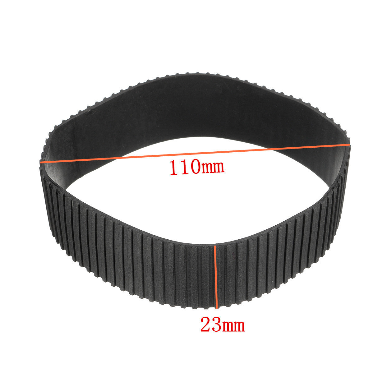2017 NEW Arrival Rubber For Canon EF 24-70mm f/2.8L II USM Lens Zoom