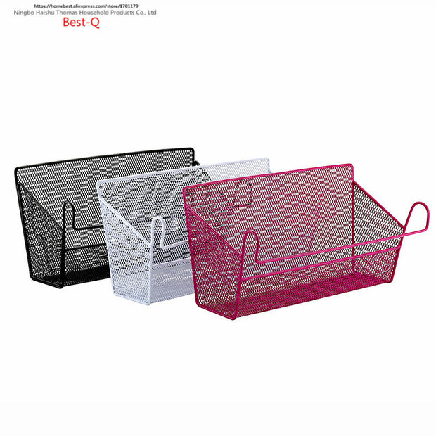 Free shipping home bedside hanging basket, dormitory storage basket,