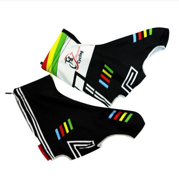 2017 Hot Quick Dry Unisex Sports Outdoor Zippered Overshoes Cycling