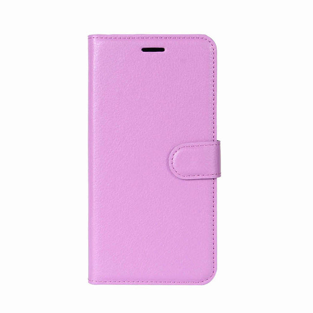 For Doogee X10 Leather Case Flip Cover Original Phone Protective