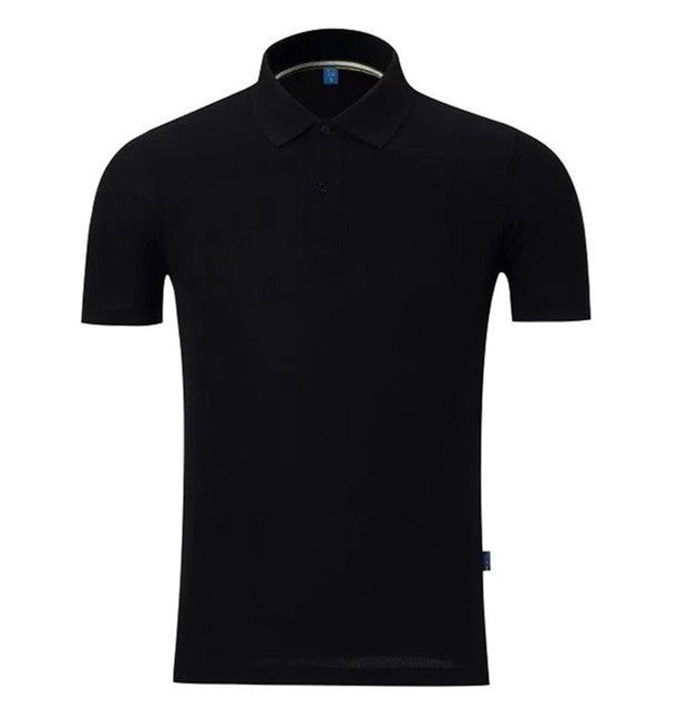 2017 Fashion Polo shirt men Casual Solid Short Sleeve Suprem Men