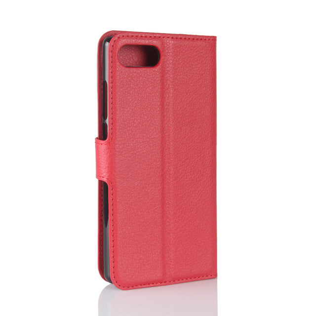 "YINGHUI For Doogee Mix 5.5"" Case Luxury Flip Leather Back Cover"