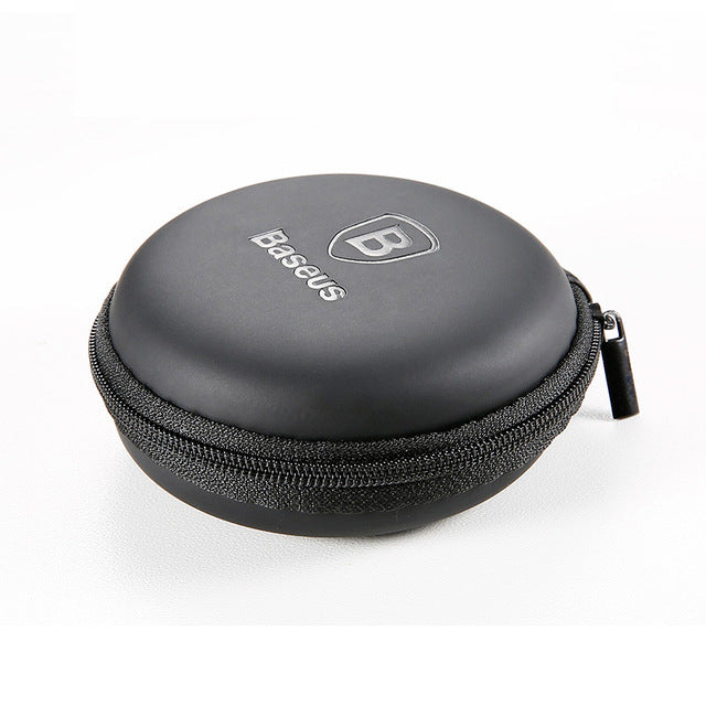 Baseus Mobile Phone Accessories Storage Bag Case, Portable Mini Bag