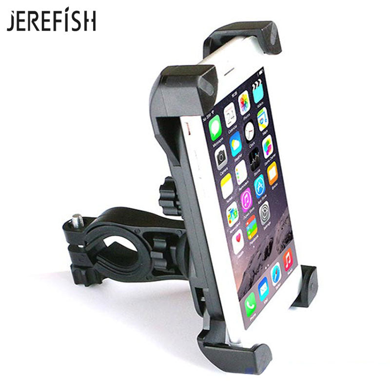 JEREFISH Bicycle Accessories Handlebar Clip Mount Bracket Bike