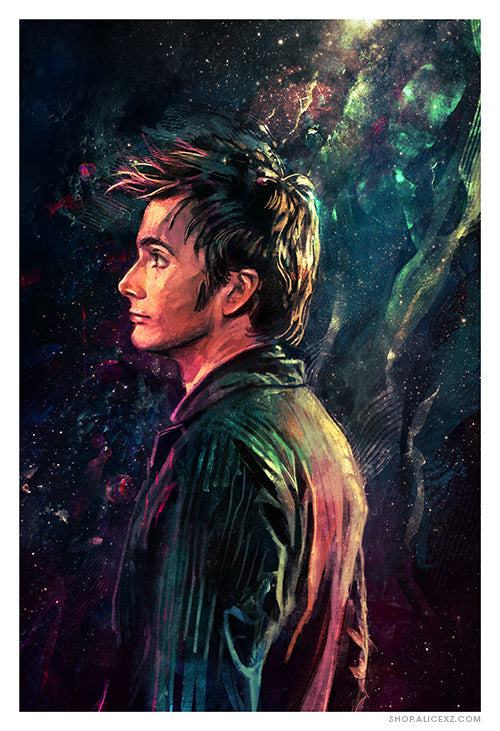 """Hopeful Wanderer (10th)"" Print"