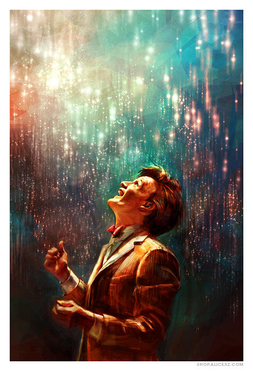 """The Roar of Our Stars"" Print"