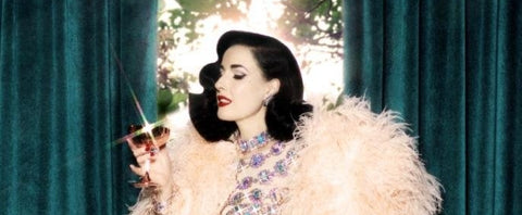 a7e0c63c316f Exclusive   Mistress of the Night  Dita Von Teese Reveals Her ...