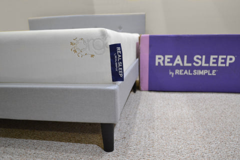 real sleep real simple vegan mattress