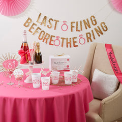 Last Fling Before the Ring Party Kit