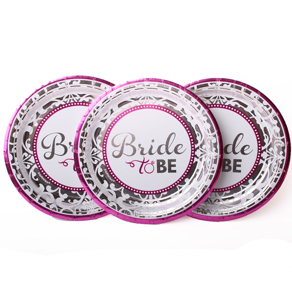 "Platos ""Bride To Be"""