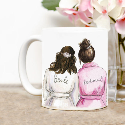 Taza Bridesmaid
