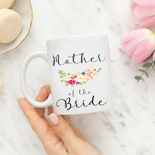 Taza Mother of the Bride