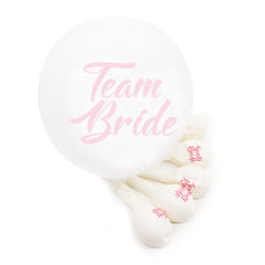 Set de Globos Team Bride