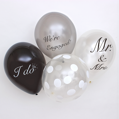 "Set de Globos ""We're Engaged!"""