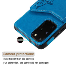 Load image into Gallery viewer, Luxury Leather Six Cats Wallet Phone Case for iPhone