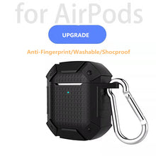 Load image into Gallery viewer, AirPods 1&2 Case with Keychain