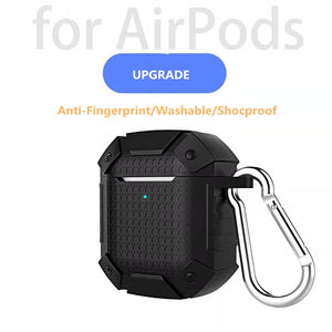 AirPods 1&2 Case with Keychain