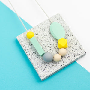 Are silicone teething necklaces safe?