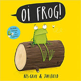 Oi Frog by Kes Grey