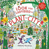 Look for Ladybird in Plant City Search and Find book