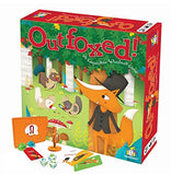Outfoxed Cooperative Board Game Review