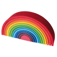 Grimms Large Wooden Rainbow