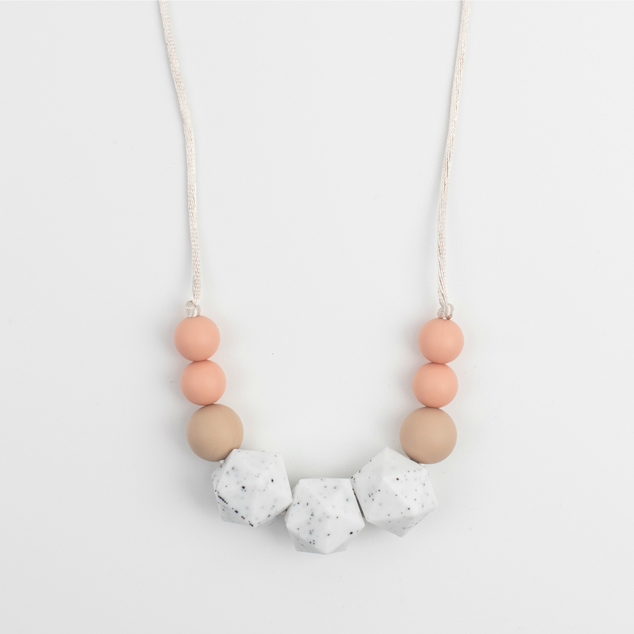 Lizzie Teething Necklace - Sebandroo
