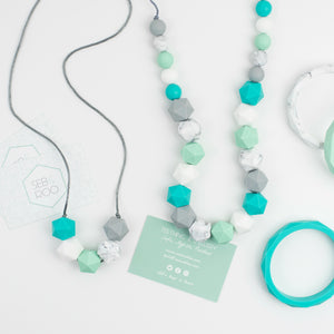 Seb&Roo - Kristin Teething Necklace