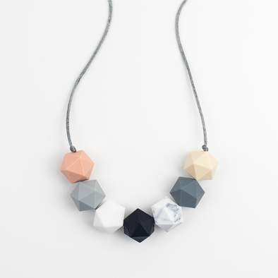 Esme Teething Necklace - Sebandroo