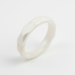 Teething Bangle - Pearl White - Sebandroo