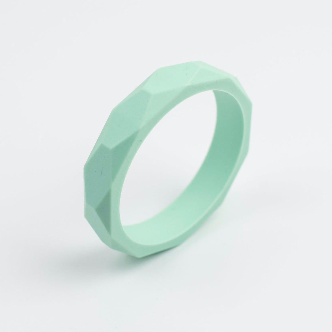 Teething Bangle - Mint Green - Sebandroo