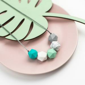 Kristin Teething Necklace - Sebandroo