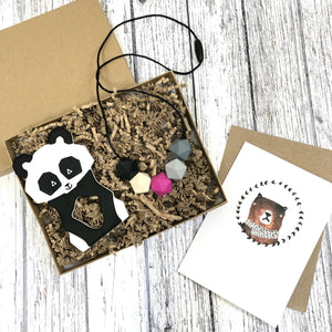 Mother and Baby Gift Box - Panda - Sebandroo