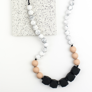 Willow Teething Necklace - Sebandroo