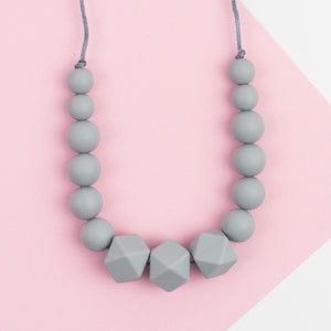 Seb&Roo - Lady Grey Teething Necklace