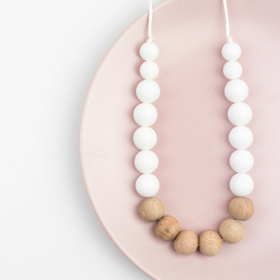Aria Teething Necklace - Sebandroo