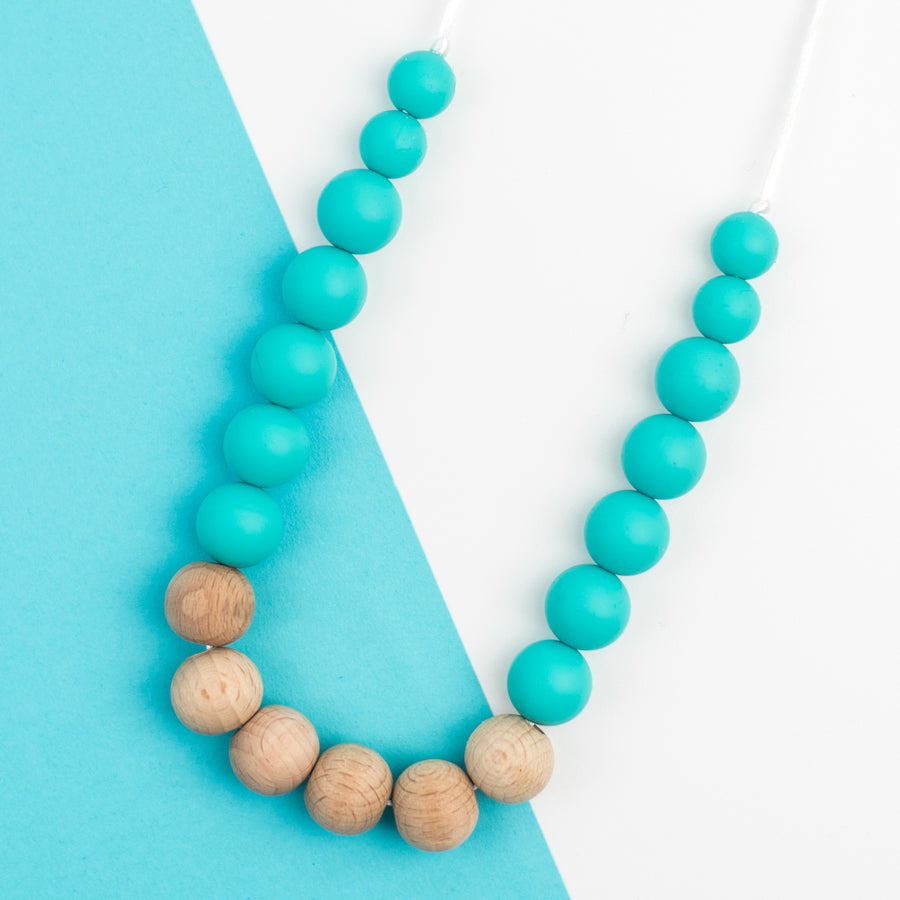 Brin Teething Necklace - Sebandroo